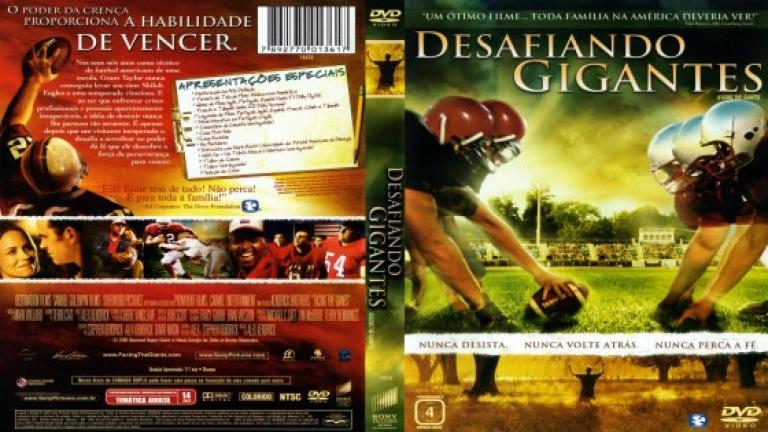 Enfrentando Temores - Enfrentando a los Gigantes - Facing the Giants