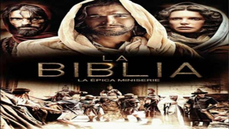 Partes 1 y 2 de 10 La Biblia Subtitulada - In The Beginning and The Exodus