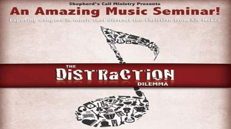 5/10 - 2nd Movement: Music History 1970 - 1990 - The Distraction Dilemma Series