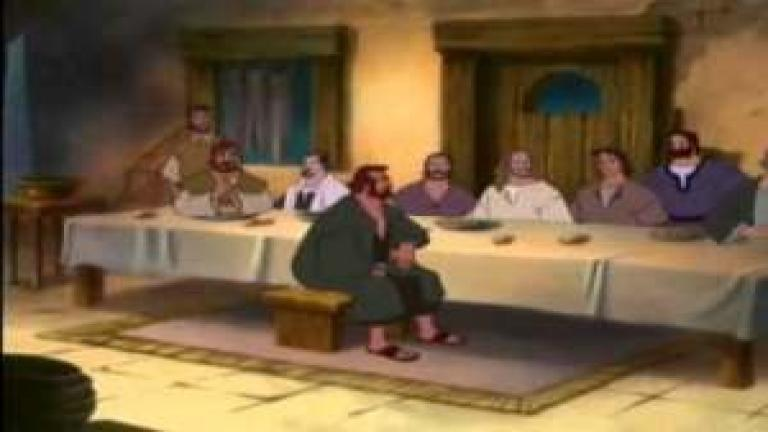The Greatest is the Least - Animated Story from the New Testament