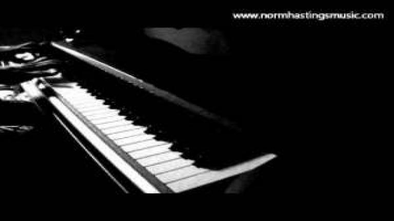 ( Piano ) How Great Thou Art - Norm Hastings