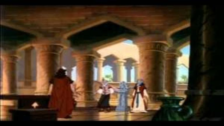 Daniel - Animated Story from The Bible