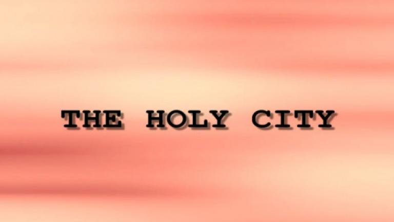 The Holy City - La Ciudad Santa - Instrumental