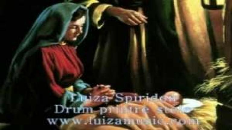 Drum Printre Stele - Luiza Spiridon ( Christmas Song )