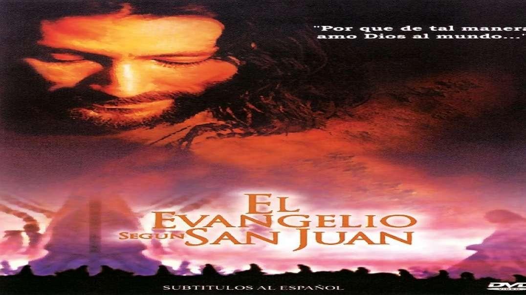 El Evangelio de Juan | Pelicula - Subtitulada
