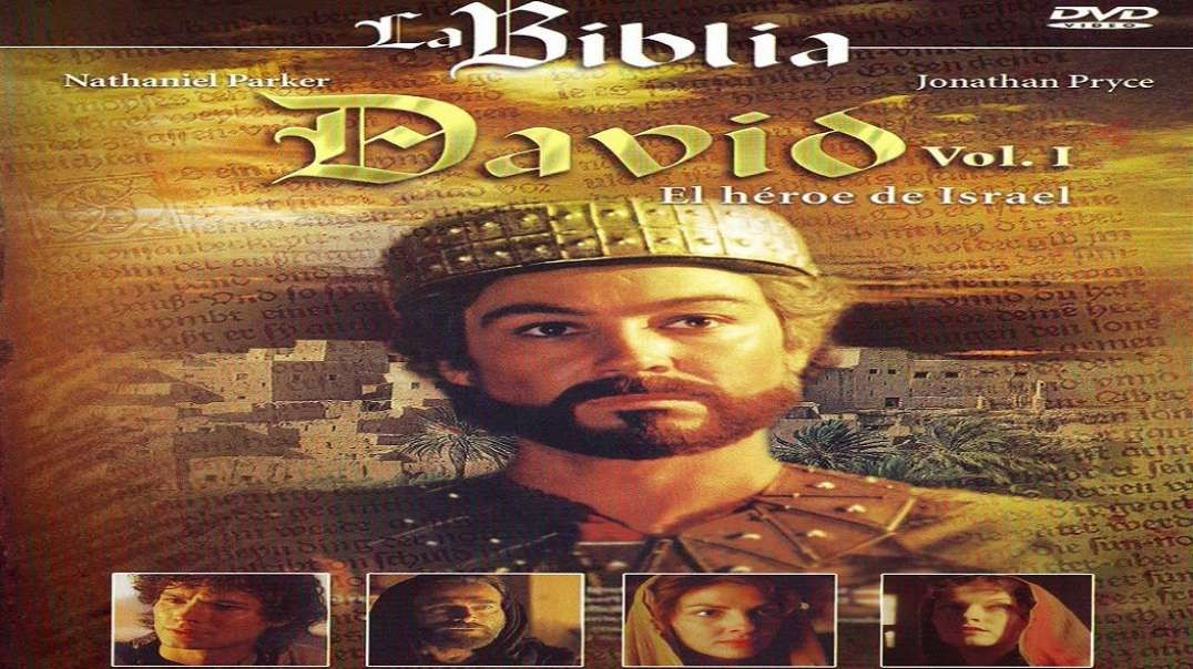 La Biblia - David El Heroe de Israel Vol 1 y 2 | Pelicula Cristiana