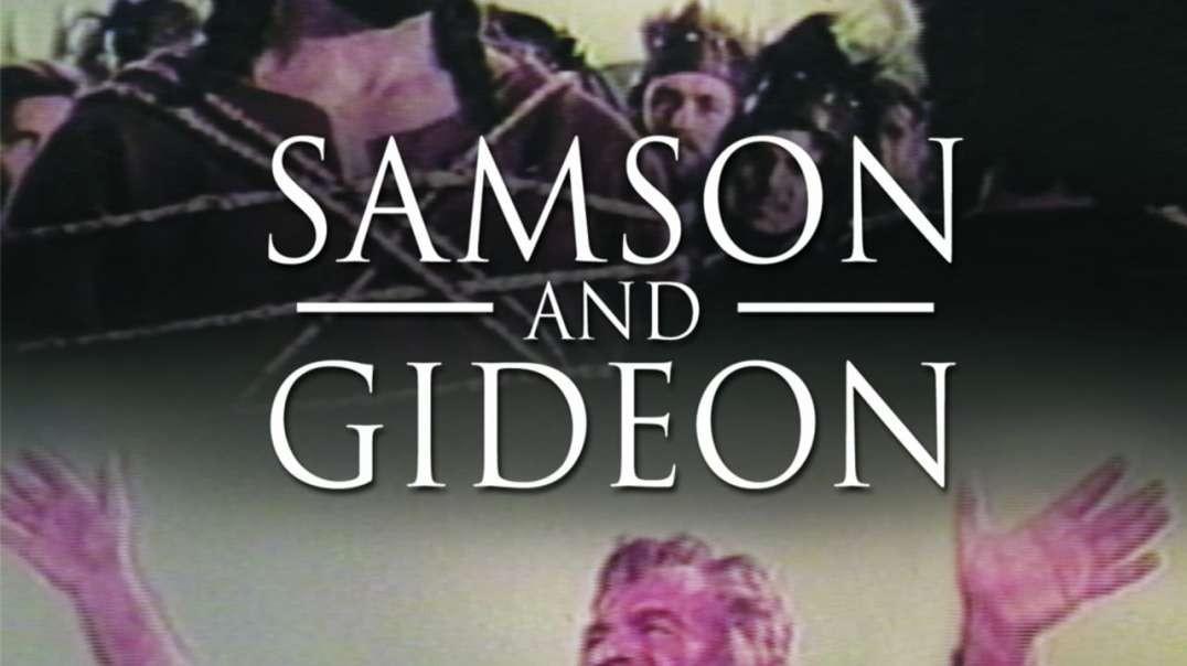 Sanson y Gedeon - La Pelicula | No fiel al relato Biblico