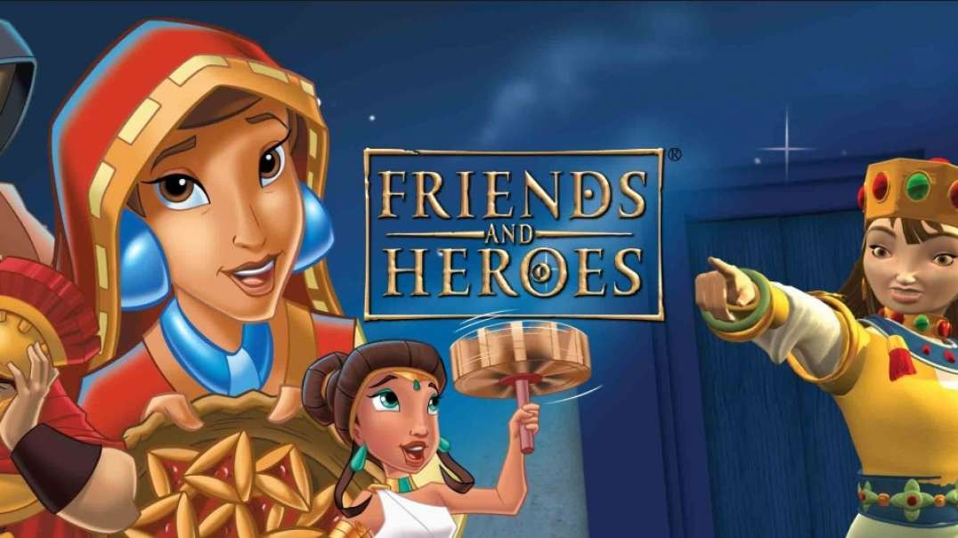 11 Exodo - Serie Amigos y Heroes