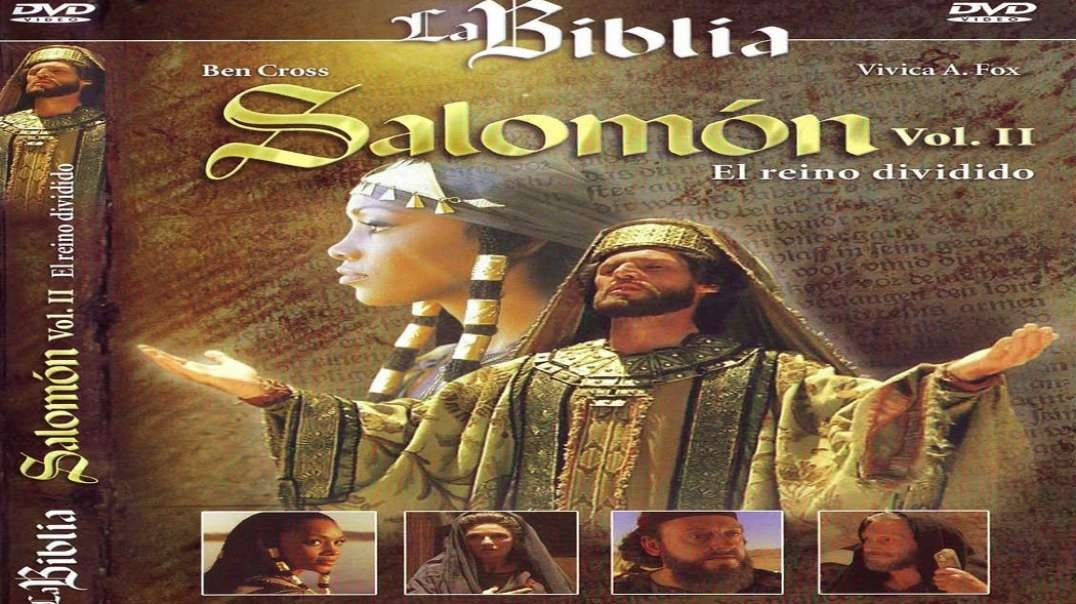 La Biblia - Salomon Vol 2 | El Reino Dividido - Pelicula