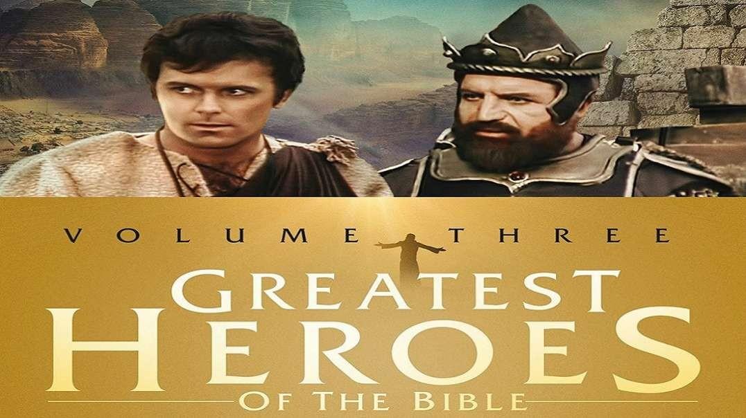 Daniel en el Foso de los Leones | de la Serie Grandes Heroes de la Biblia