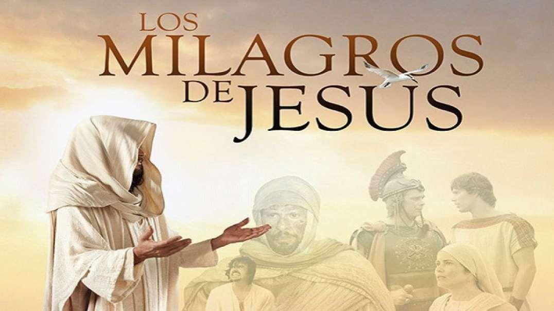 Los Milagros de Jesus - La mujer encorvada | Pelicula serie