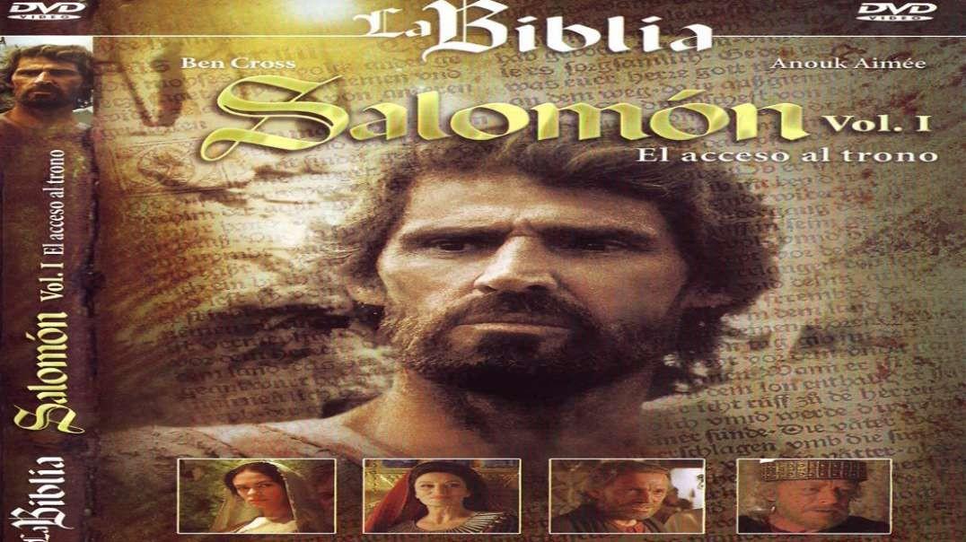 La Biblia - Salomon Vol 1 | El Acceso al trono - Pelicula