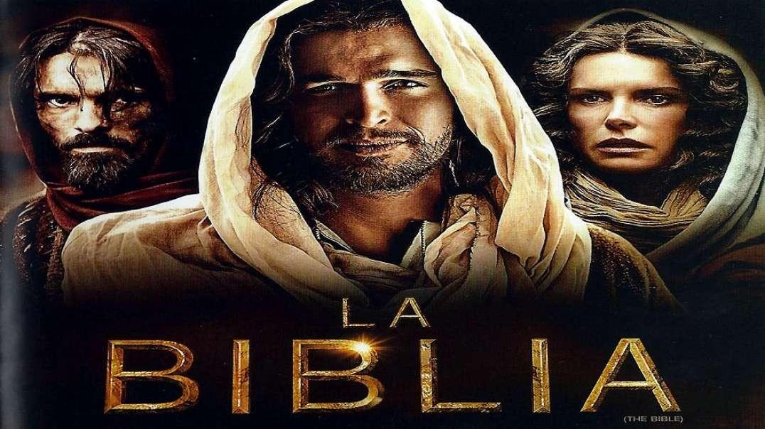 LA BIBLIA Episodio 10 VALOR (2013) | Pelicula Cristiana