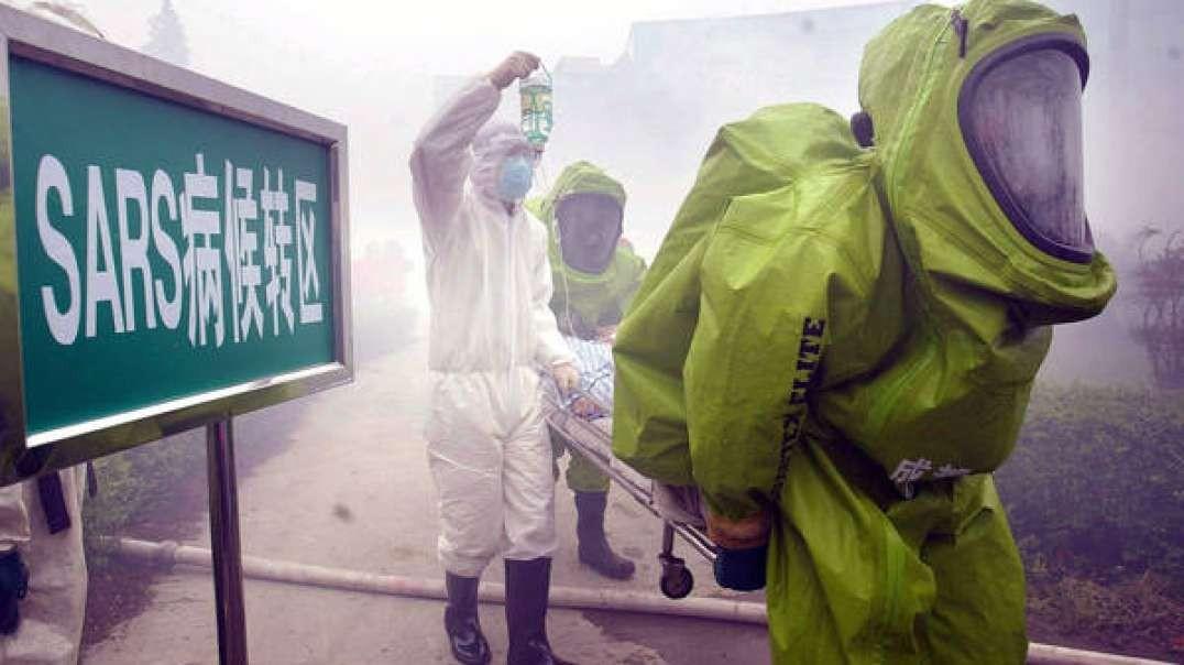 SARS - Epidemias | El Asesino de la Habitacion 911