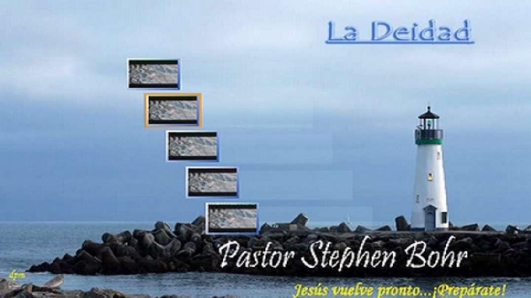 2/5 - Funcion del Espiritu Santo en el plan de Salvacion - Serie LA DEIDAD - Pr. Esteban Bohr