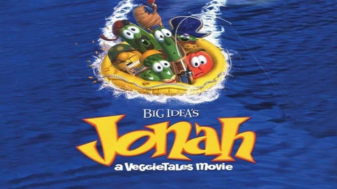 Jonas - Una Pelicula de los Veggie Tales | Jonah