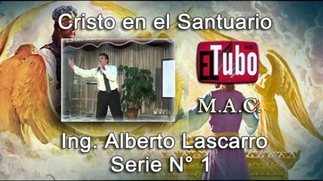 05/17 Un mapa en el Santuario - Cristo en el Santuario - Alberto Lascarro