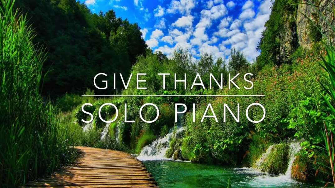 Dad Gracias | Musica Instrumental - Piano