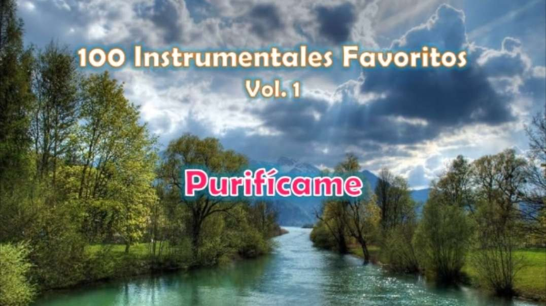 ( Instrumental ) Purificame - Coleccion Adventista 008