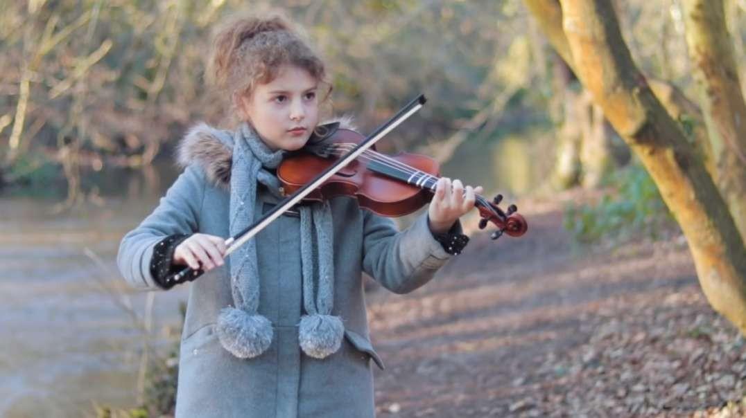 10000 Razones | Vanessa Moisa - Instrumental Violin