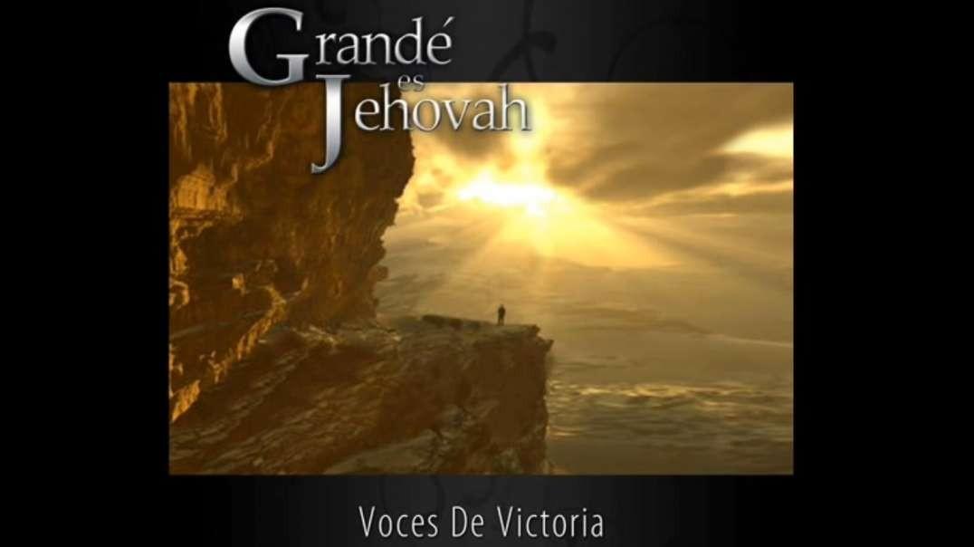 Grande es Jehova | Cuarteto Voces De Victoria