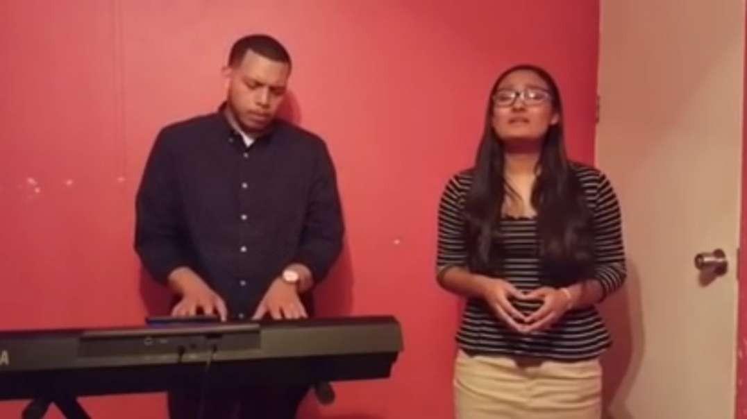 Aunque Mis Ojos | Omar Aguilar y Sonia Fernandez