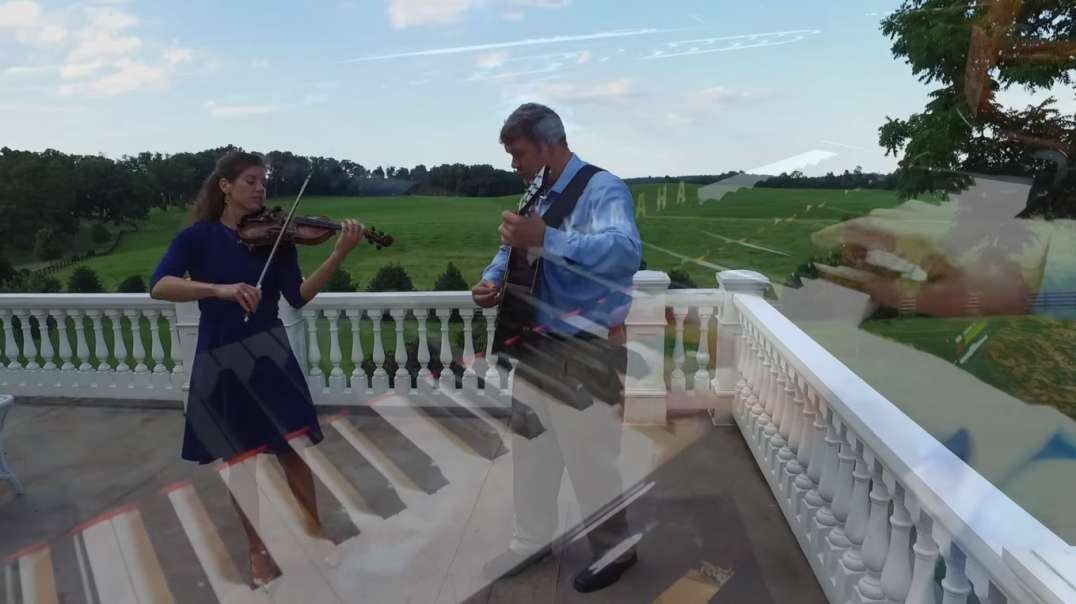 El mundo es de mi Dios | Victoria Pent y Russell Cotten - Musica Instrumental