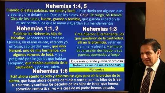 Lección 2: Nehemías - Escuela sabatica 2000