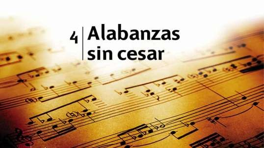 4. Alabanzas sin cesar - Himnario Adventista [Instrumental]