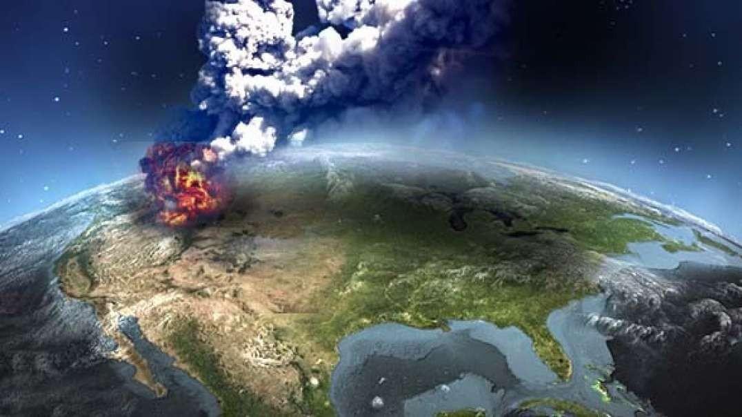 La erupcion volcanica del fin del mundo: Yellowstone Volcano