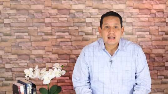 Lección 7: Nuestro Dios perdonador - Pr. Ruben Bullón