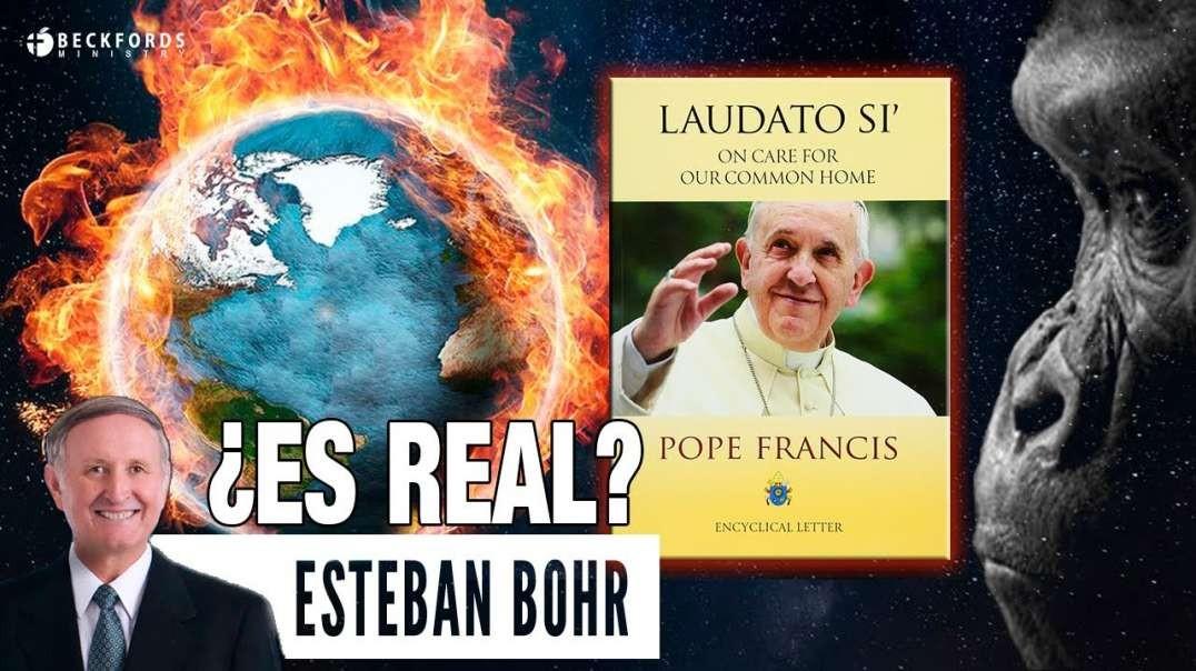 La agenda oculta del Cambio Climatico | Pr Esteban Bohr