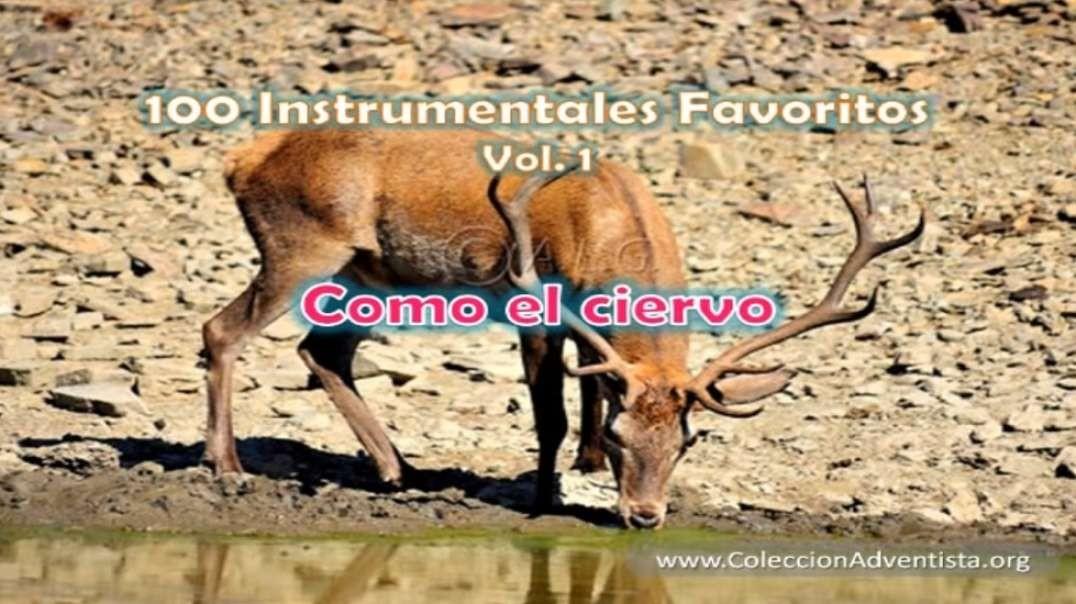 100 Instrumentales Favoritos vol 1 -  056 Como el ciervo