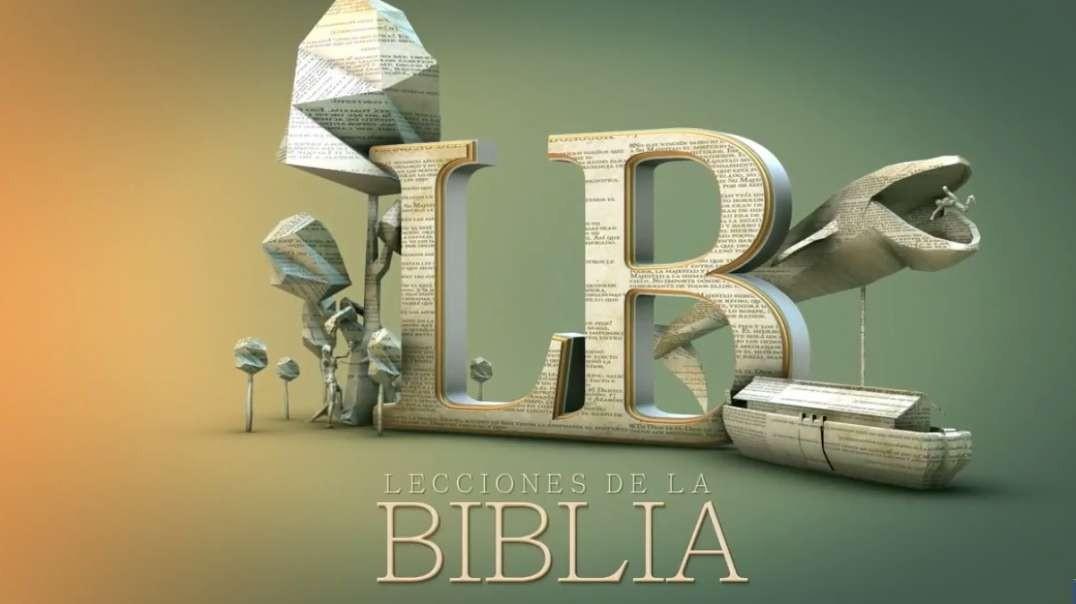 Repaso general leccion 7 - Del foso de los leones al foso del angel | Lecciones de la Biblia T1 2020