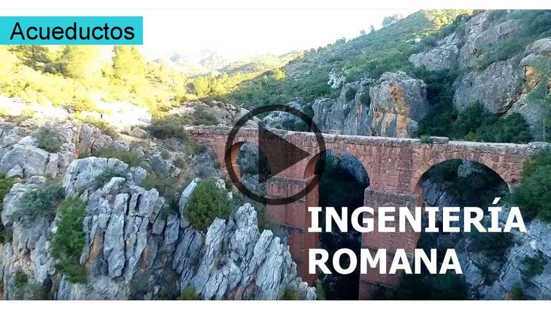 Acueductos   Ingenieria Romana