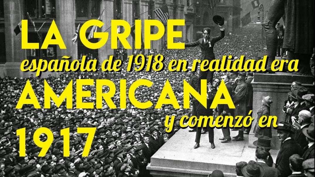 La Gripe de 1918-1919 | Epidemias
