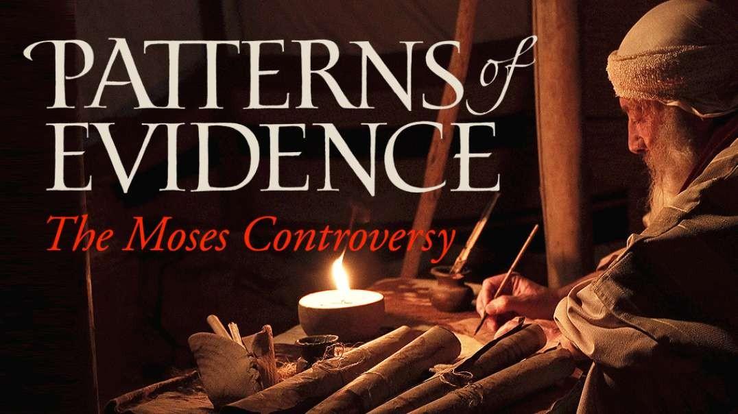 Patrones de Evidencia Parte 2 | Moises, la controversia - Subtitulada