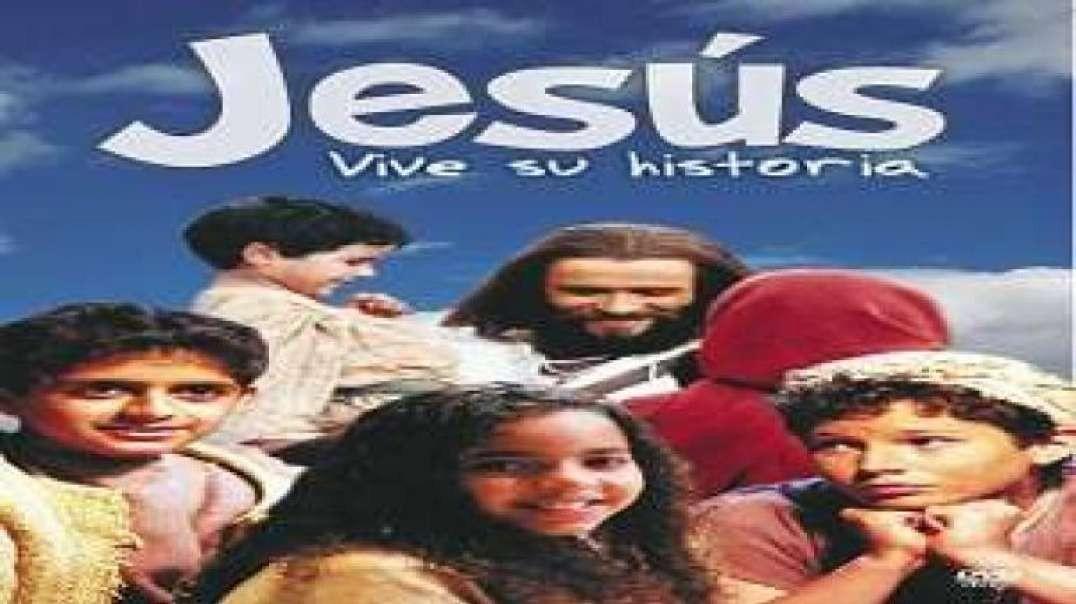 La Historia de Jesus para Ninos | Pelicula la vida de Jesus