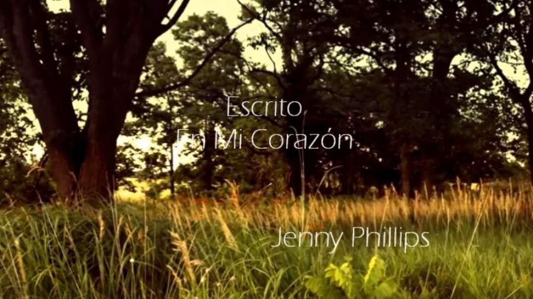 Escrito En Mi Corazon | Jenny Phillips